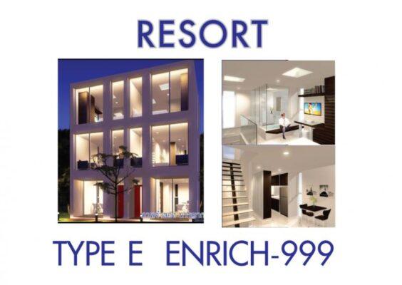 ตู้คอนเทนเนอร์ รีสอร์ท รหัส MR TYPE E ENRICH-999