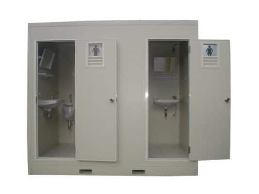 ตู้คอนเทนเนอร์ ห้องน้ำ
